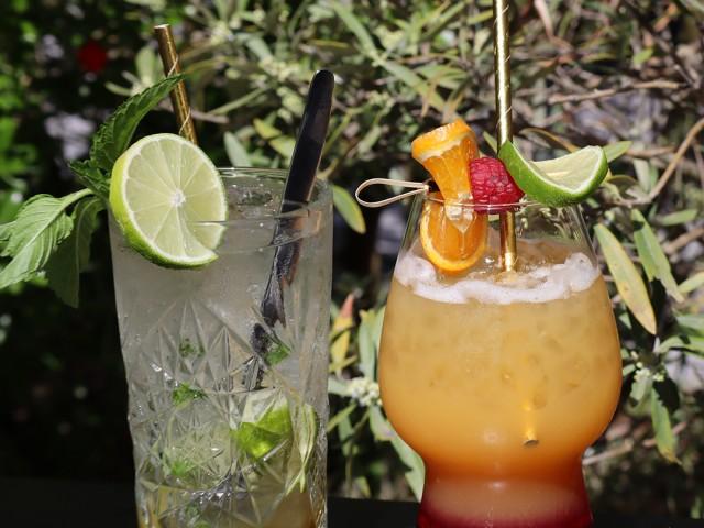 MAISON GRIZLAW Cocktails d'été
