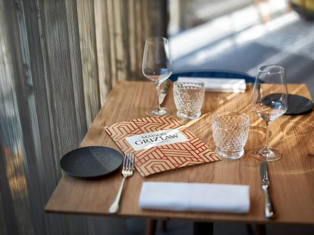MAISON GRIZLAW MAISON GRIZLAW 116 avenue Victor Hugo à Valence // Diner en amoureux