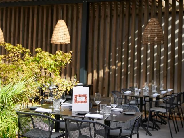 MAISON GRIZLAW MAISON GRIZLAW 116 avenue Victor Hugo à Valence // La terrasse de Maison Grizlaw