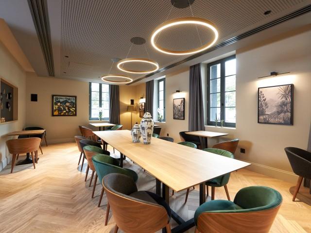 MAISON GRIZLAW Privatisation de salle // Entreprises at work
