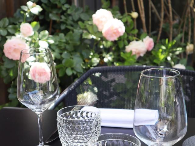 MAISON GRIZLAW Roses d'été