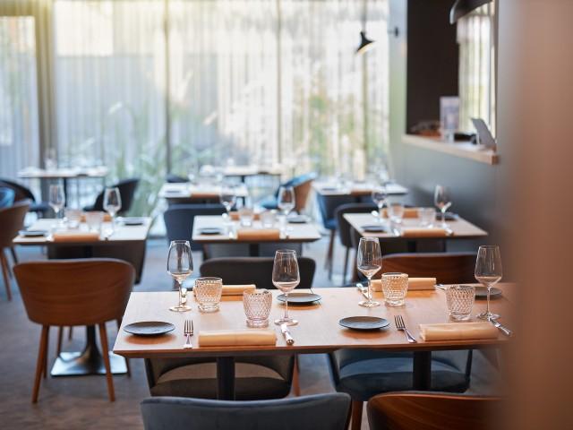 MAISON GRIZLAW Salle de restaurant
